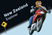 NZ Explorer Motorbike tour New Zealand